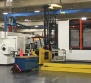 New Machine-Mazak HCN 8800
