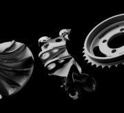 3D-printed parts